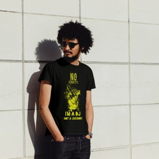 dj-notjukebox-yellow-t-shirt