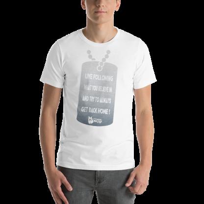 Matthew Skud White T-shirt