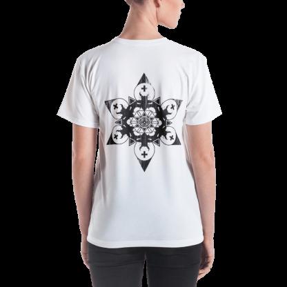 mandala t shirt maglietta
