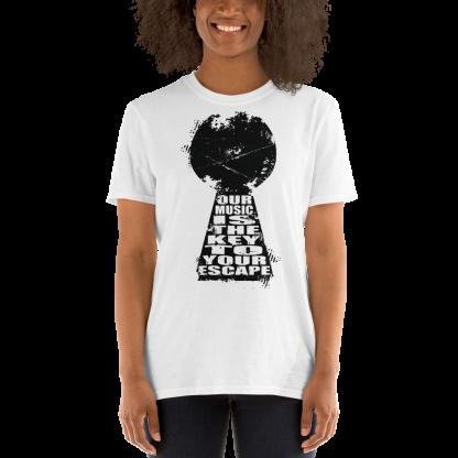 Keyhole-donna-maglietta-bianca