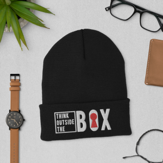 think-outside-the-box-beanie-black