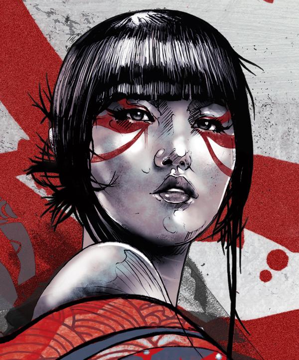 Geisha-Face