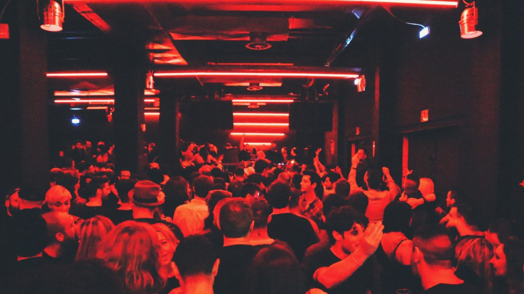clubbers-red-room