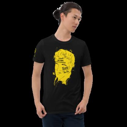 elvis-black-yellow-t-shirt-front