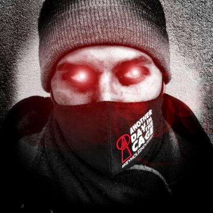 black-face-mask-man